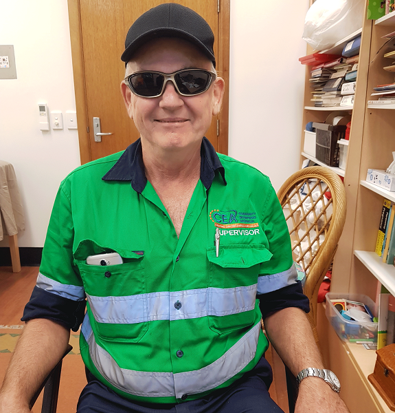 From job seeker to WfD supervisor - Tim's triumph in Port Douglas