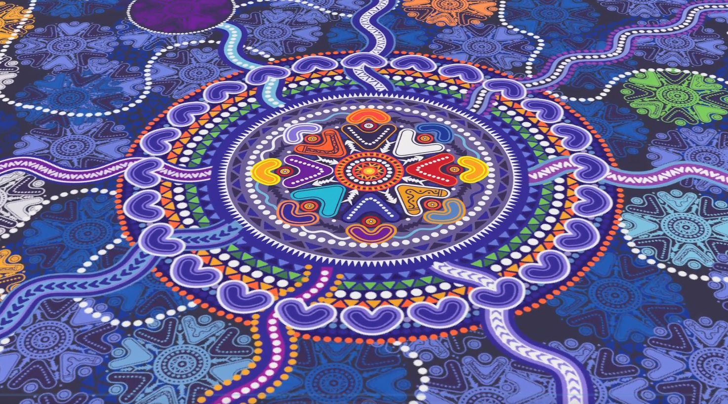 Indigenous art is transforming business culture in Australia