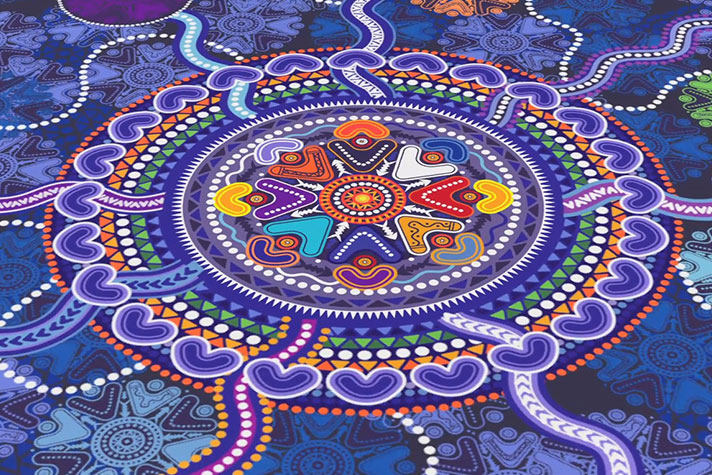 Indigenous art transforming business culture in Australia