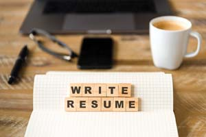 How to make your resume pop