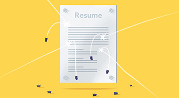 Get noticed using keywords on your resume