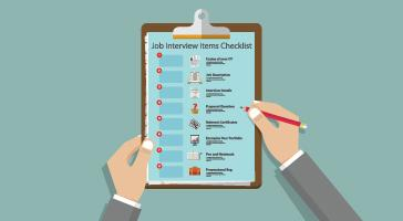 7 things to do the night before your interview