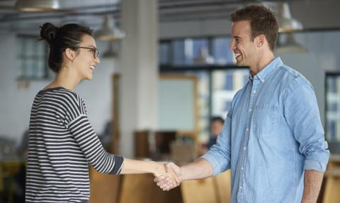 How to network your way into a new job