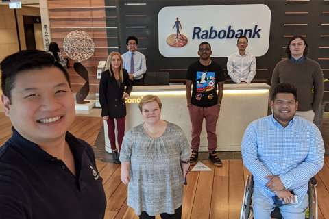 Rabobank leading the way in inclusive recruitment